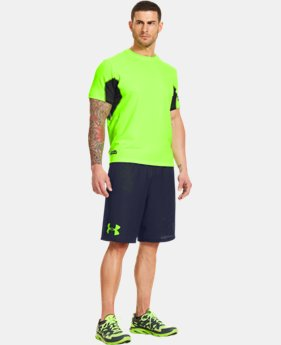 Men's UA Combine® Training B.I.C. 2-in-1 Shorts  1 Color $44.99