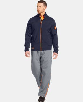 Men's UA Combine® Training Woven Track Jacket