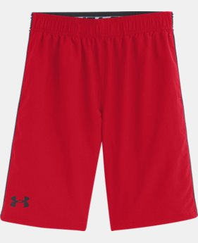 Boys' UA Edge Shorts