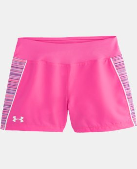 "Girls' UA Move It 3"" Shorts"