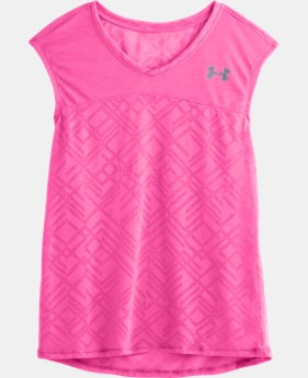 Girls' UA Studio Sleeveless Tank