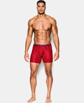 Men's UA Original Series Printed Boxerjock®  1 Color $18.99