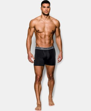 "Men's Charged Cotton® Stretch 6"" Boxerjock® 3-Pack LIMITED TIME: FREE SHIPPING  $29.99"