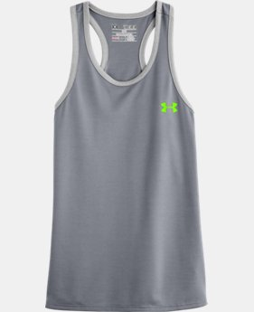 Girls' UA Won't Stop Tank