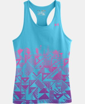 Girls' UA Graphic Tank