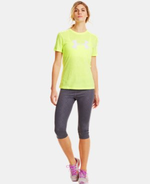 Women's UA Big Logo T-Shirt LIMITED TIME: FREE U.S. SHIPPING 1 Color $18.99