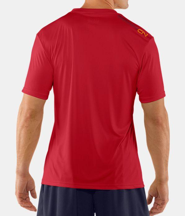Men S C1n Logo T Shirt Under Armour Us