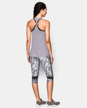 Women's UA Fly-By Stretch Mesh Tank  1 Color $22.99