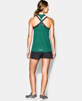Women's UA Fly-By Stretch Mesh Tank  2 Colors $17.99 to $22.99