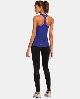 Women's UA Fly-By Stretch Mesh Tank LIMITED TIME: FREE U.S. SHIPPING  $17.99 to $22.99