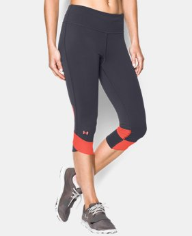 Women's UA Fly-By Compression Capri