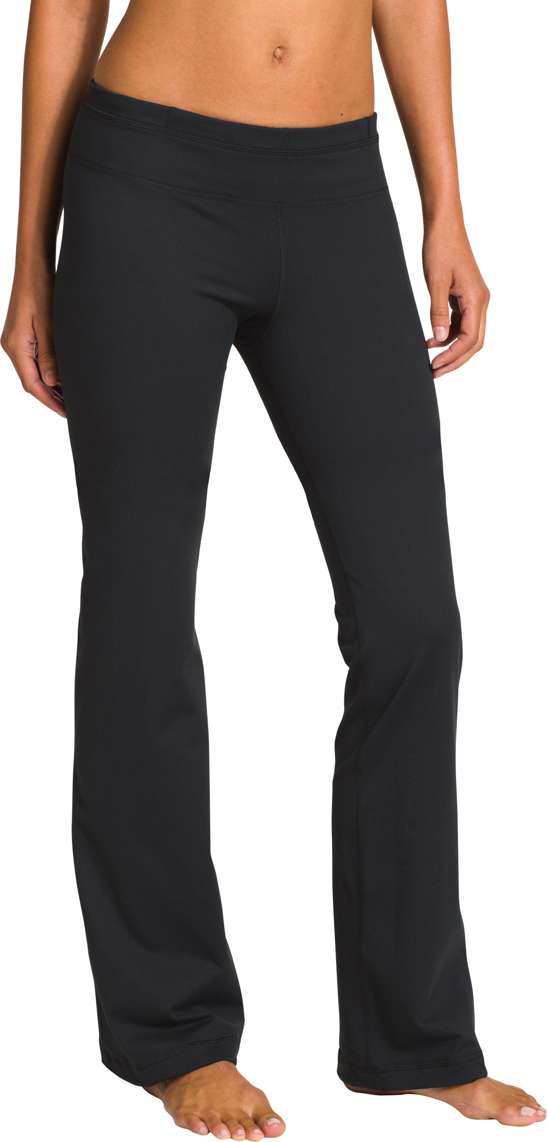 "Women's UA StudioLux® 31.5"" Pant - Short, Black , zoomed image"