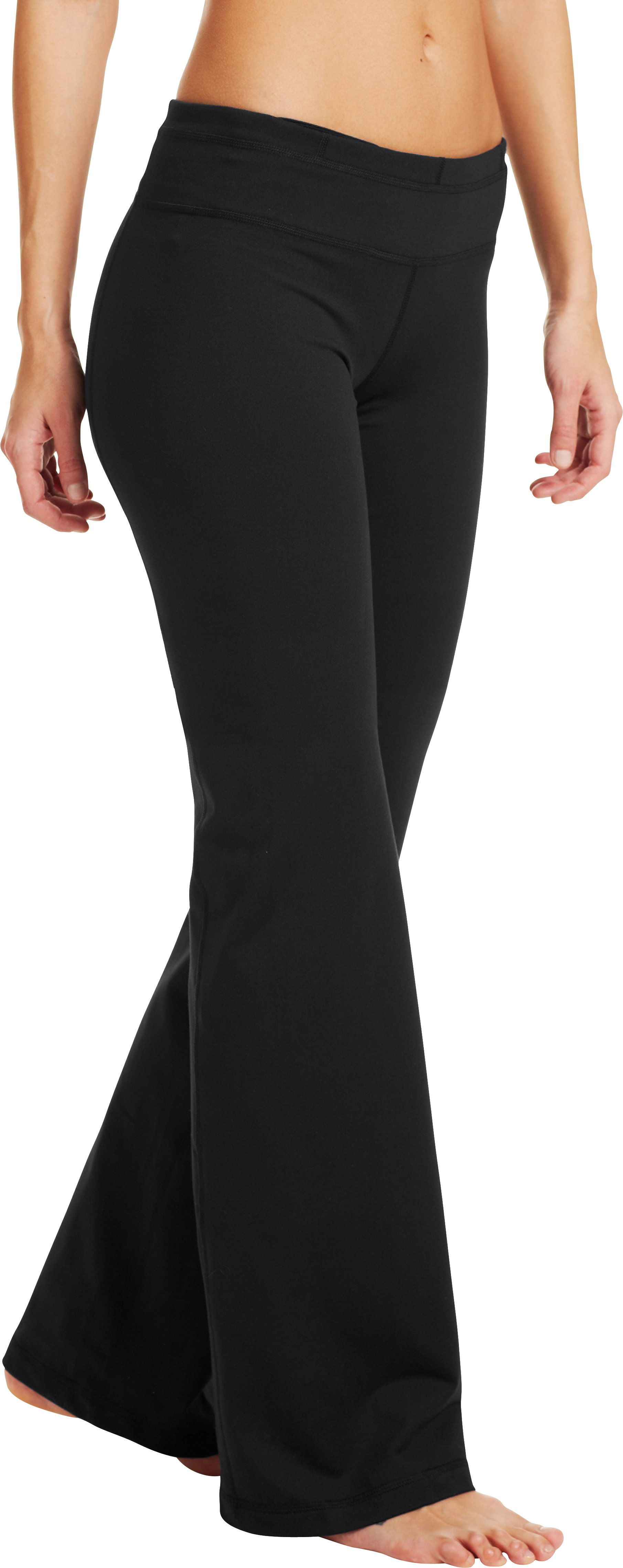 "Women's UA StudioLux® 35.5"" Pant - Tall, Black , zoomed image"