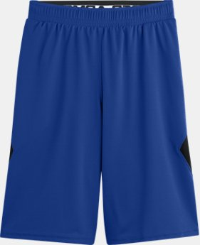 Boys' UA From Downtown Shorts