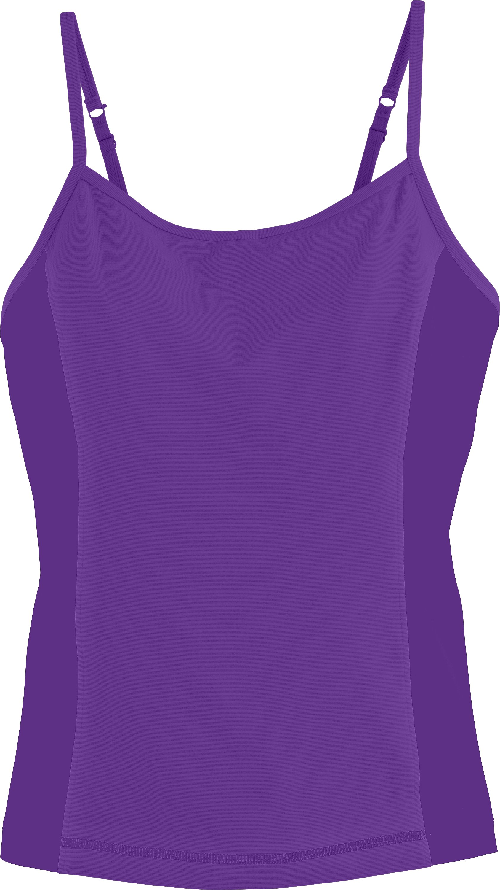 Women's UA Strappylux Adjustable Tank, PRIDE, Laydown