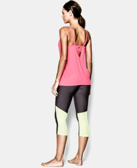 Women's UA Essential Banded Tank