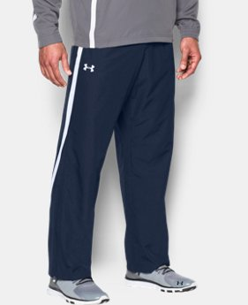 New Arrival  Men's UA Essential Warm-Up Pants  1 Color $59.99