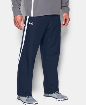 Men's UA Essential Warm-Up Pants LIMITED TIME: FREE SHIPPING 1 Color $59.99