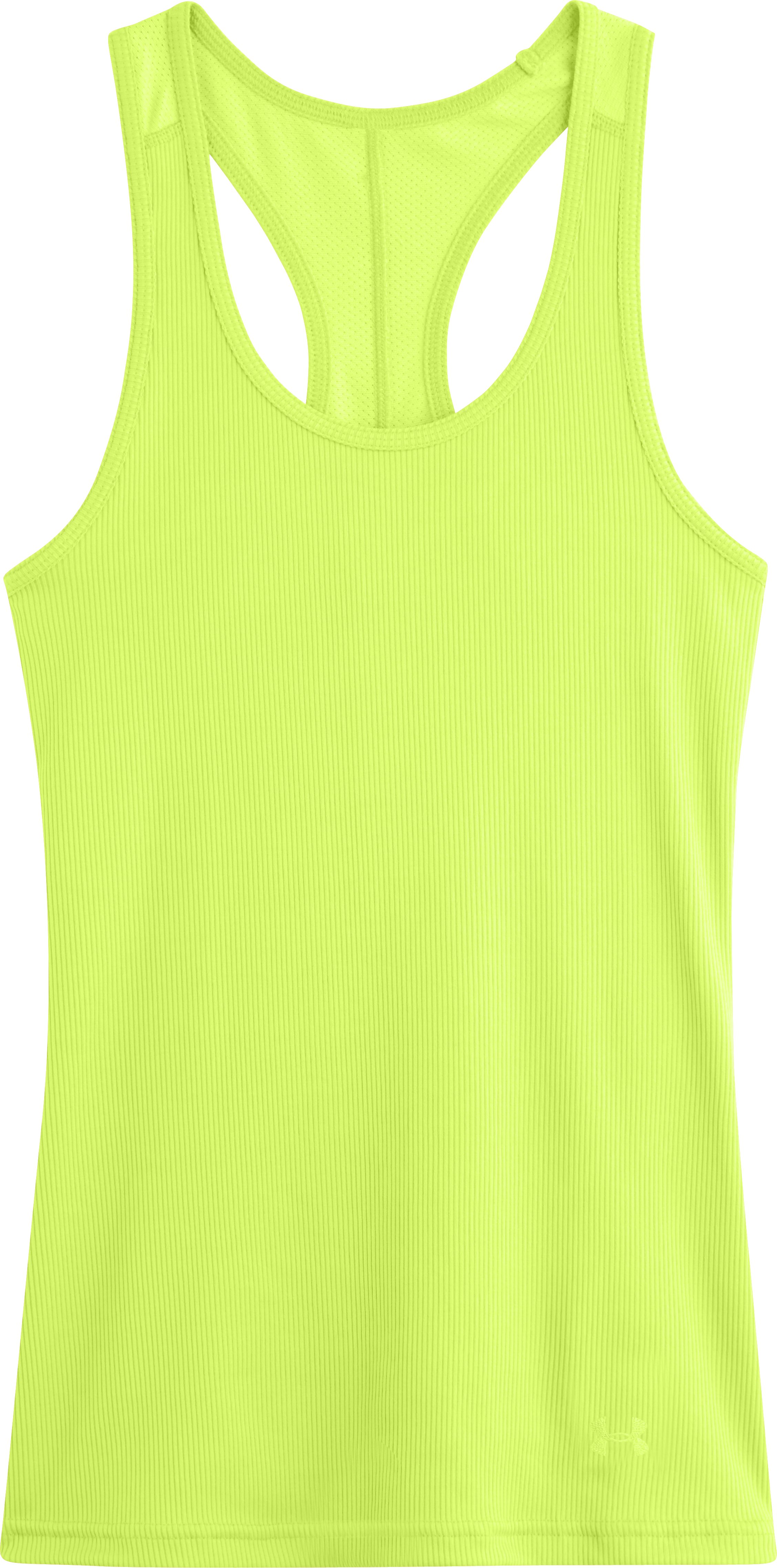 Women's UA Victory Tank, X-Ray, Laydown