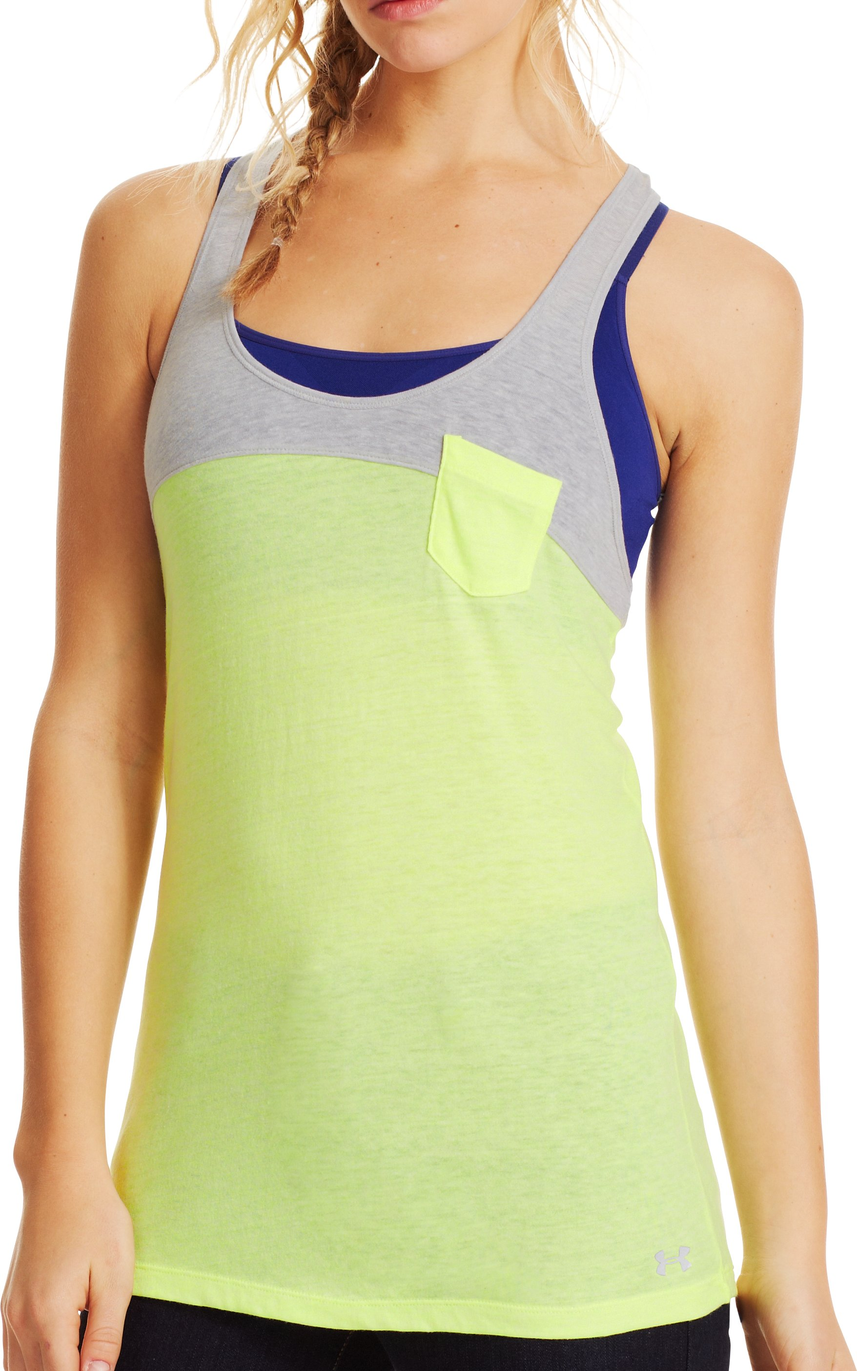 Women's Charged Cotton® Legacy Tank, X-Ray