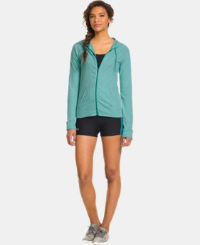 Women's Charged Cotton® Undeniable Full Zip LIMITED TIME: FREE U.S. SHIPPING 4 Colors $29.99