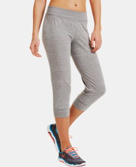 Women's Charged Cotton® Undeniable Capri  1 Color $23.99