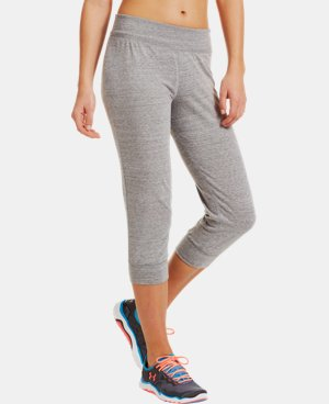 Women's Charged Cotton® Undeniable Capri LIMITED TIME: FREE U.S. SHIPPING 1 Color $23.99