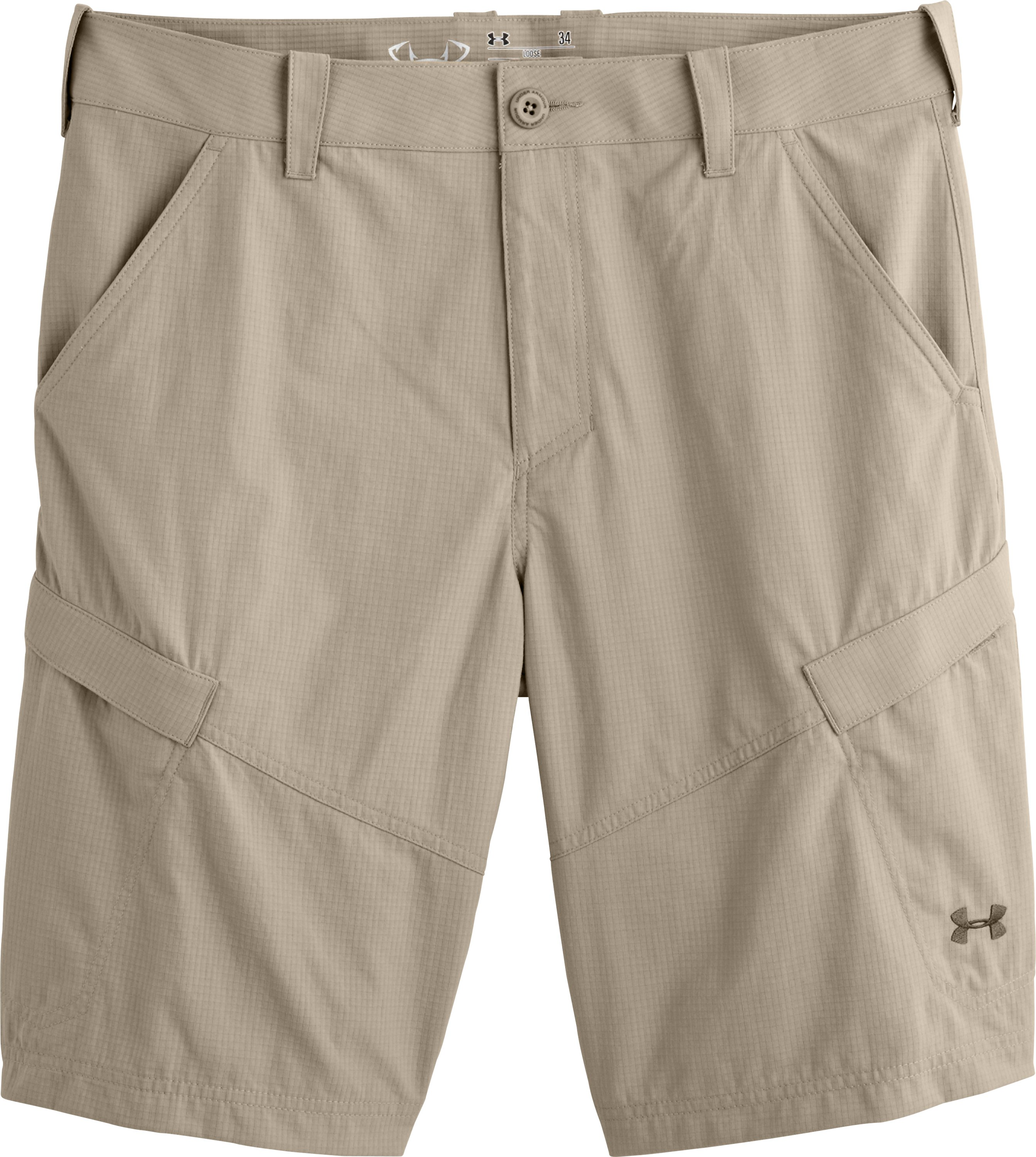Men's UA Guide Shorts, BRANCH, Laydown