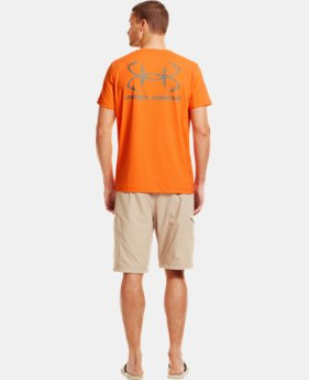 Men's UA Iso-Chill Short Sleeve Shirt