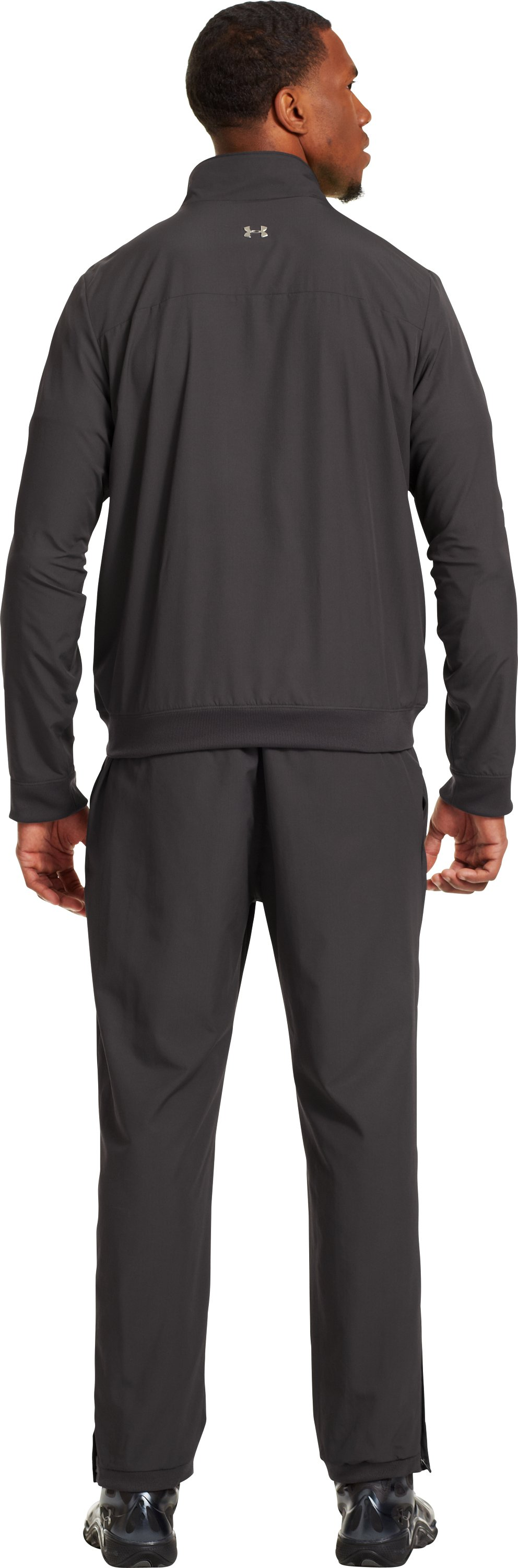 Men's C1N A.K.A. Warm-Up Pants, Charcoal, Back