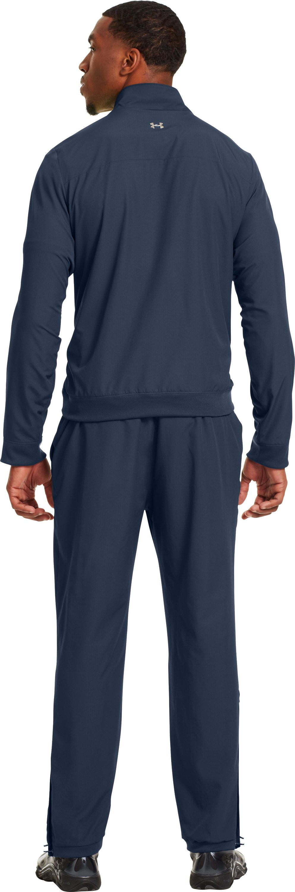 Men's C1N A.K.A. Warm-Up Pants, Academy, Back