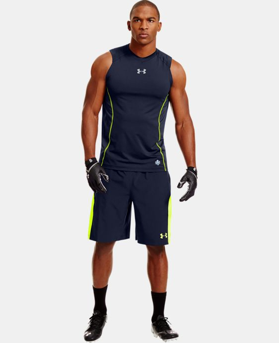 Men's NFL Combine Authentic Fitted Sleeveless Shirt LIMITED TIME: FREE U.S. SHIPPING 3 Colors $22.49 to $29.99