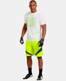 Men's NFL Combine Authentic Training Shorts