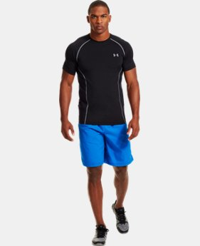 Men's HeatGear® Sonic ArmourVent™ Short Sleeve