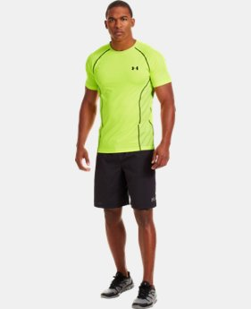 Men's HeatGear® Sonic ArmourVent™ Short Sleeve LIMITED TIME: FREE SHIPPING  $49.99