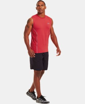Men's HeatGear® Sonic ArmourVent™ Sleeveless