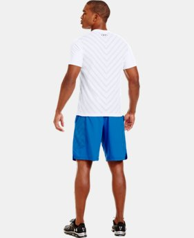 Men's HeatGear® ArmourVent™ Fitted Short Sleeve