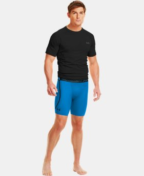 Men's HeatGear® ArmourVent™ Compression Shorts