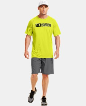 Men's UA Wordmark T-Shirt  1 Color $18.99