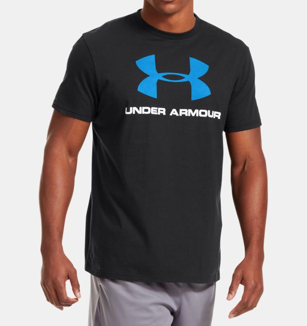 Professional Clearance Hot Sale Under Armour® Sportstyle Logo Graphic Tee Shirt Clearance 2018 Newest Outlet Get Authentic Discount Pay With Visa VCxNX