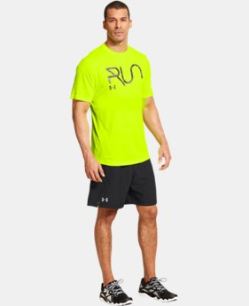 Men's UA All Over Grid T-Shirt