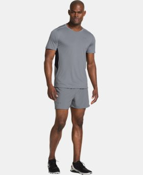 Men's HeatGear® ArmourVent™ Run Shorts