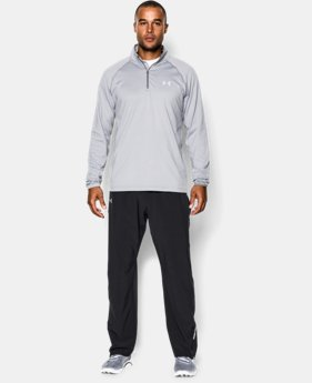 Men's UA HeatGear® Flyweight Run Pants EXTRA 25% OFF ALREADY INCLUDED 1 Color $36.74