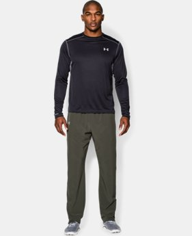 Men's UA HeatGear® Flyweight Run Pants