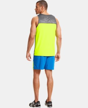 Men's coldblack® Run Singlet  1 Color $23.99