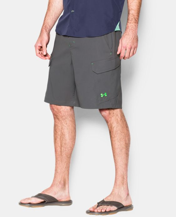 Men's UA Fish Hunter Cargo Shorts LIMITED TIME: FREE U.S. SHIPPING  $36.74 to $48.99