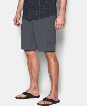 Men's UA Fish Hunter Cargo Shorts  3 Colors $38.99 to $48.99