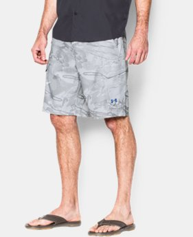 Men's UA Fish Hunter Cargo Shorts  4 Colors $42.74 to $56.99