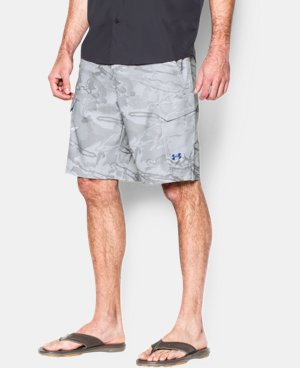 Men's UA Fish Hunter Cargo Shorts  1 Color $42.74 to $56.99