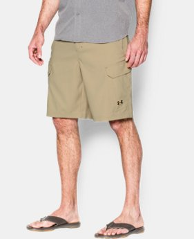 Men's UA Fish Hunter Cargo Shorts LIMITED TIME: FREE SHIPPING 1 Color $74.99
